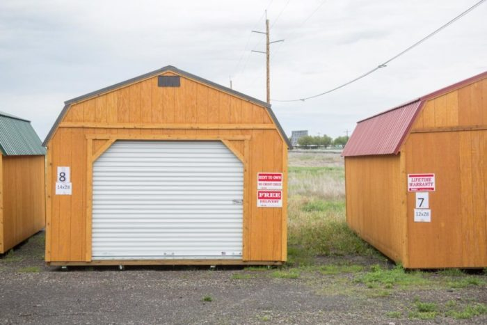 shed lot